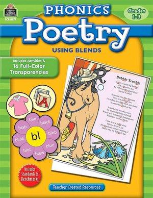 Phonics Poetry Using Blends Grade 1-3