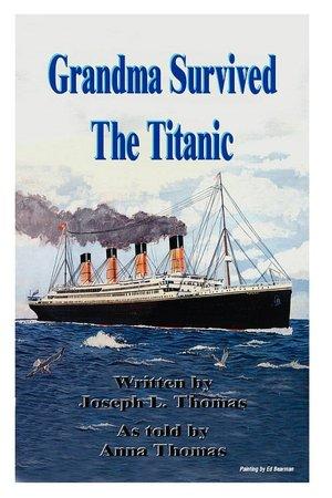 Grandma Survived The Titanic cover