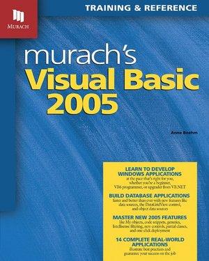 Murach's Visual BASIC, 2005