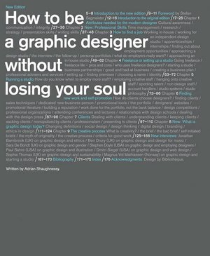 How to Be a Graphic Designer without Losing Your Soul New Expanded Edition cover
