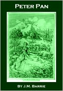 Peter Pan by J. M. Barrie: NOOK Book Cover
