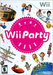 Online Game, Online Games, Video Game, Video Games, Nintendo, Wii, Nintendo Wii Party - Complete Product