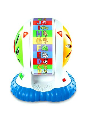 LeapFrog Spin and Sing Alphabet Zoo Ball by Leapfrog
