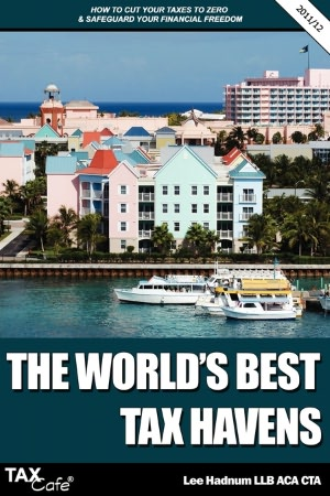 The World's Best Tax Havens cover