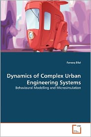 Dynamics of Complex Urban Engineering Systems