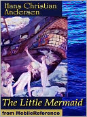 The Little Mermaid. ILLUSTRATED by Hans Christian Andersen: NOOK Book Cover
