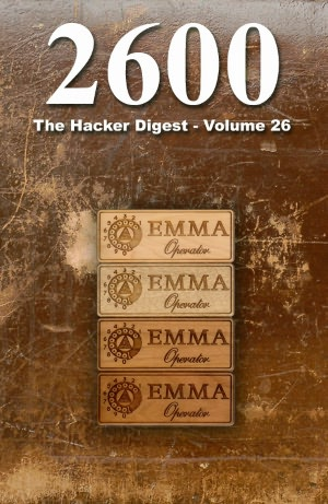 2600 The Hacker Quarterly Vol.27 Spirng-Winter 2010 PDF eBooks