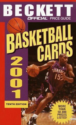 Beckett Basketball Card Price Guide ebook rar