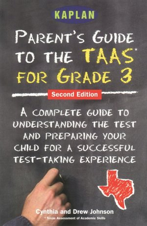 Parent's Guide to the TAAS for Grade 3 cover
