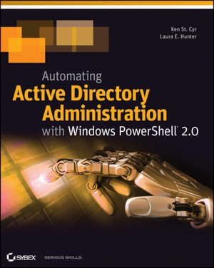 Ebooks scribd free download Automating Active Directory Administration with Windows PowerShell 2.0 9781118027318 PDB