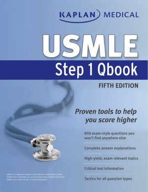 Kaplan Medical USMLE Step 1 Qbook