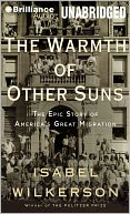 The Warmth of Other Suns by Isabel Wilkerson: CD Audiobook Cover