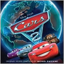 Cars 2 by Michael Giacchino: CD Cover