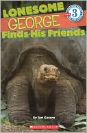 Lonesome George Finds His Friends (Turtleback School & Library Binding Edition) by Victoria Kosara: Book Cover