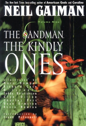 Pdf book for free download The Sandman, Volume 9: The Kindly Ones MOBI ePub RTF 9781417686186 by Neil Gaiman (English literature)