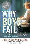 Why Boys Fail by Richard Whitmire: Book Cover