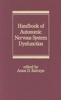 Handbook of Autonomic Nervous System Dysfunction cover