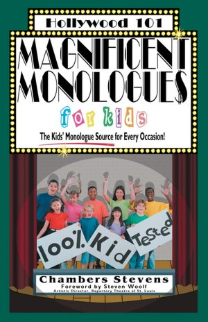 Ultimate Audition Book for Teens: 111 One-Minute Monologues for Teens by.