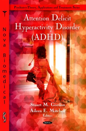 Attention Deficit Hyperactivity Disorder ADHD cover