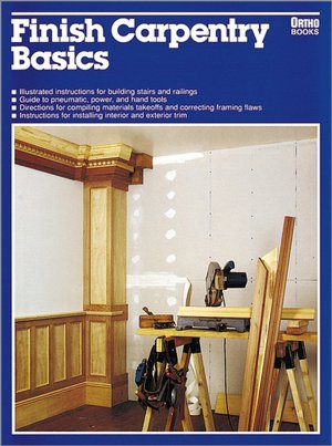 Finish Carpentry Basics cover