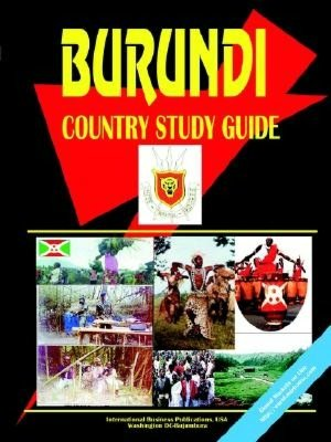 Burundi Country Study Guide cover