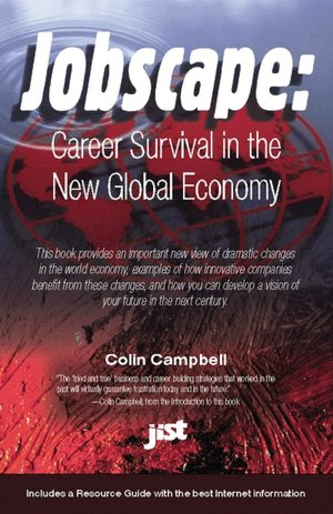 Jobscape Career Survival in the New Global Economy cover