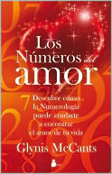 Los Numeros del amor by Glynis McCants: Book Cover