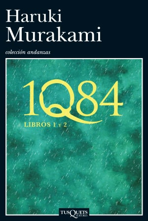 1Q84, libros 1 y 2 (Spanish Edition)