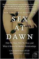 Sex at Dawn by Christopher Ryan: Book Cover