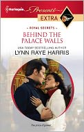 Behind the Palace Walls by Lynn Raye Harris: NOOK Book Cover