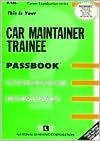 Car Maintainer Trainee cover
