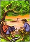The Adventures of Huckleberry Finn (Illustrated Junior Library Series)