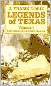 Legends of Texas Lost Mines and Buried Treasure cover