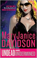 Undead and Undermined (Betsy Taylor Series #10) by MaryJanice Davidson: NOOK Book Cover