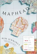 Maphead by Ken Jennings: Book Cover