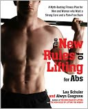 The New Rules of Lifting for Abs by Lou Schuler: NOOK Book Cover