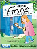 Investigator Anne - Timeless Treasure Lost by Sarah Treu: NOOK Book Cover
