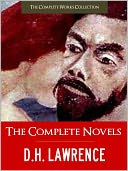 THE COMPLETE NOVELS OF D.H. LAWRENCE (Special Nook Edition) FULL COLOR ILLUSTRATED VERSION by D. H. Lawrence: NOOK Book Cover
