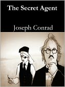 Secret Agent by Joseph Conrad: NOOK Book Cover