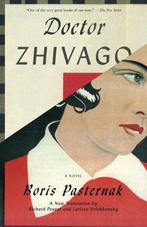 Free amazon download books Doctor Zhivago by Boris Pasternak PDB FB2