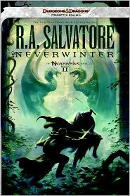 Neverwinter, NW II by R. A. Salvatore: Book Cover