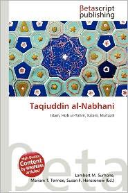 Taqiuddin Al Nabhani Books | RM.