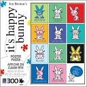 Happy Bunny 300 pc Puzzles by Canadian Group: Product Image