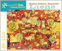 Lions by Kathy DeZarn Beynette 300 Piece Jigsaw Puzzle by Pomegranate: Product Image