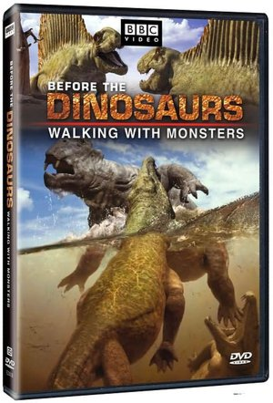 W�dr�wki z potworami / Before the Dinosaurs (2006) PL.TVRip.XviD / Lektor PL