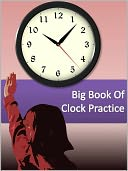 Big Book of Clock Practice by FatMath: NOOK Book Cover