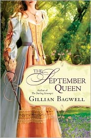 The September Queen by Gillian Bagwell: Book Cover