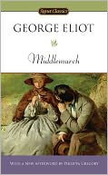 Middlemarch by George Eliot: Book Cover
