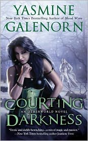 Courting Darkness by Yasmine Galenorn: Book Cover