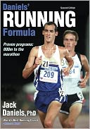 Daniels' Running Formula - 2nd Edition by Jack Daniels: Book Cover